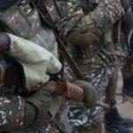 Минобороны Армении сообщило о 10 тысячах желающих поехать на фронт