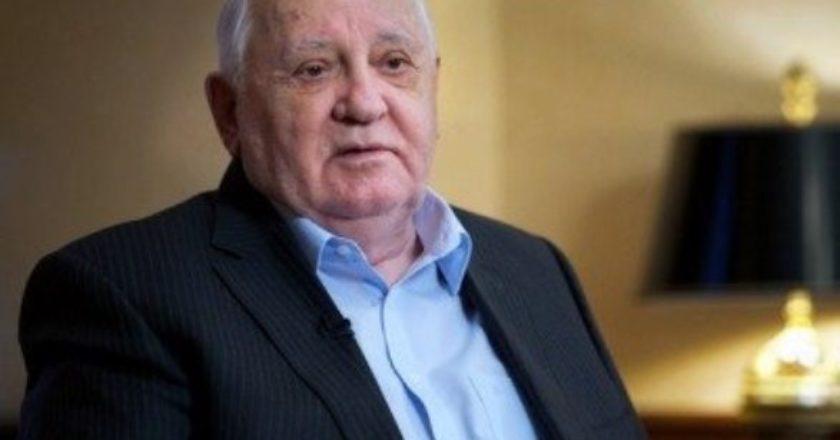 Горбачев прокомментировал ситуацию в зоне карабахского конфликта