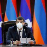 Президент Арцаха: Мы потеряли позиции, в основном в направлении Талыша и на южном фланге
