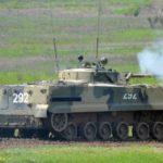 Армия обороны Карабаха захватила 11 единиц бронетехники противника