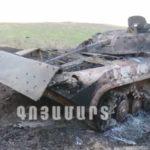 Потери азербайджанской живой силы и военной техники