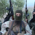Группа сирийских боевиков, поддерживаемых Турцией, прибыла в Азербайджан в вечером 27 сентября