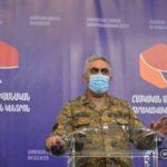 Азербайджанская сторона наносит артиллерийские удары по городу Мартакерт
