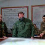 Министр обороны Армении находится в Арцахе