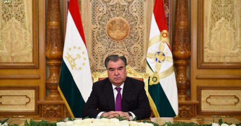 Действующий президент Таджикистана примет участие в предстоящих выборах