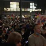В Глендейле прошли массовый митинги и автошествие в поддержку Арцаха