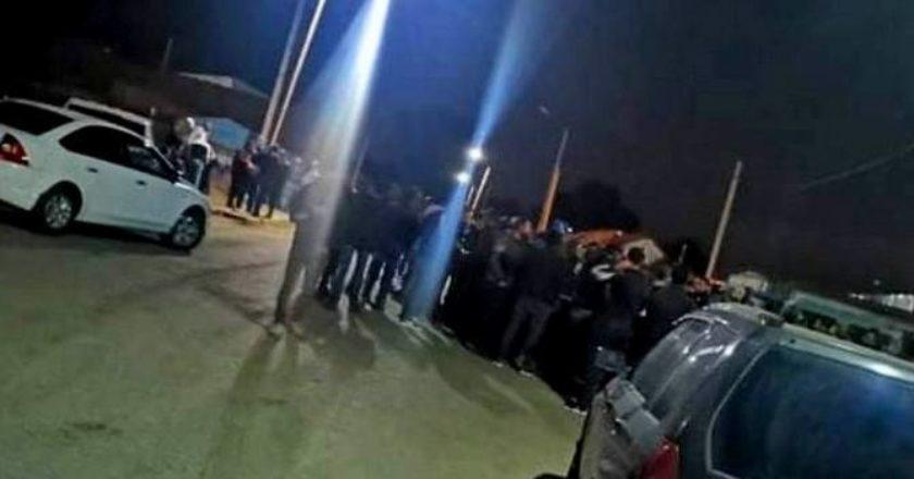 Жители Джавахка перекрыли международную трассу Грузия-Турция