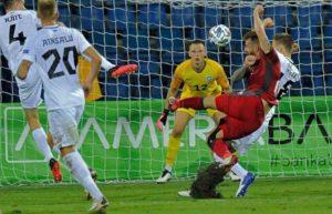 Сборная Армении одержала победу над сборной Эстонии