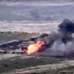 Армия обороны Арцаха проводит карательные действия