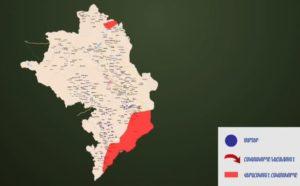 Азербайджанцы оставив более 100 трупов, были отброшены по направлению Бердзора