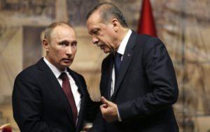 Business Insider: Эрдоган унижает Путина уже целый год