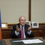 Президент Армении: Если Международное сообщество не вмешается, Кавказ станет еще одной Сирией