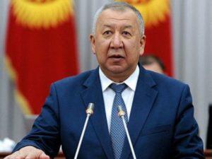 Премьер-министр Кыргызстана Кубатбек Боронов подал в отставку