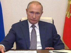 Путин обсудил с главами стран СНГ нагорно-карабахский конфликт и ситуацию в Киргизии