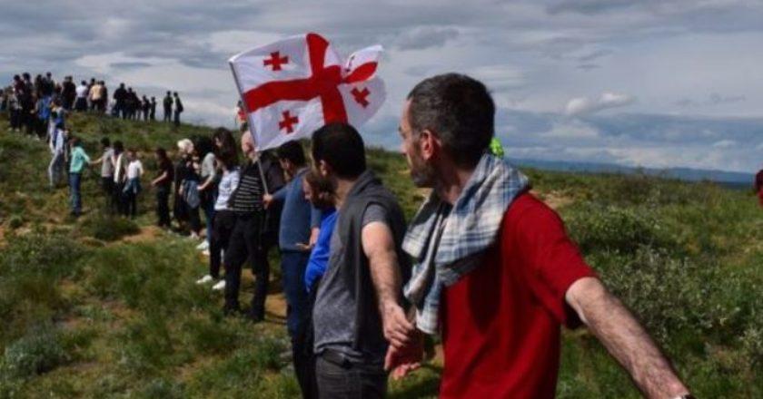 Сотрудники МИД и МВД Грузии задержаны по делу о демаркации границы с Азербайджаном