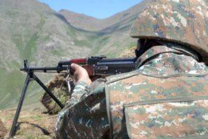 За сутки уничтожено около 200 азербайджанских террористов