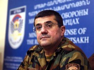 Араик Арутюнян обратился с призывом к арцахцам, находящимся за пределами Родины