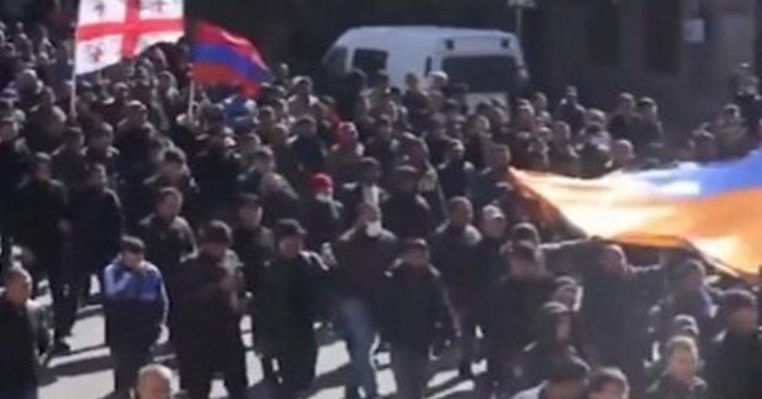 Армяне Джавахка собрали около полумиллиона долларов в помощь Арцаха