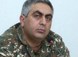 МО Армении: Упорные и тяжелые бои продолжаются каждую минуту