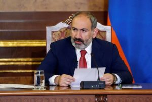 Никол Пашинян предлагает положить в основу урегулирования принцип «признания ради спасения»