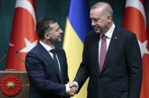 Эрдоган заявил, что Россия оккупант
