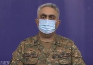 МО Армении: На северном направлении нашим ВС удалось дать очень успешный отпор врагу