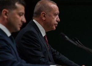 Турция поможет Украине вернуть Крым: Эрдоган и Зеленский выступили с совместным заявлением