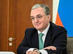 Глава МИД Армении провел телефонный разговор со своим коллегой из Эстонии