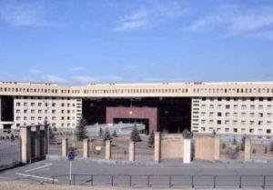 Минобороны Армении опровергает заявление Азербайджана об обстреле Геранбойского и Тертерского районов