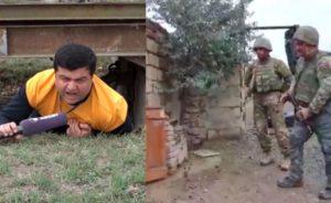 Минобороны Армении о «болливудских» войсках Азербайджана