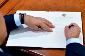 Степану Геворгяну присвоено воинское звание генерал-майора
