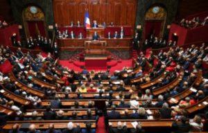 Валери Буайе попросила все группы Сената присоединиться к ее предложению о признании независимости Арцаха