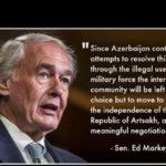 Сенатор США: У международного сообщества не остается другого выбора, кроме международного признания Арцаха