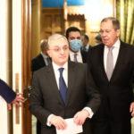 Сегодня в Москве пройдет встреча глав МИД Армении и России