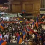 В Лос-Анджелесе состоялась многолюдная акция протеста против азербайджанской агрессии