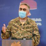Минобороны: Азербайджанские ВС обстреливают санитарные машины