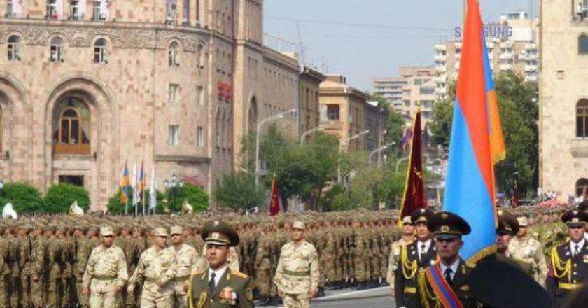 Полковник Гарегин Погосян удостоен звания Национального героя Армении