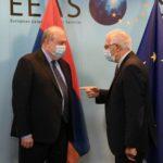 Боррель призвал внешние стороны прекратить подстрекательскую риторику по Карабаху