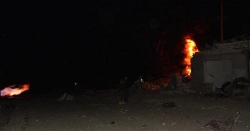 Алиевские террористы бомбят столицу Арцаха