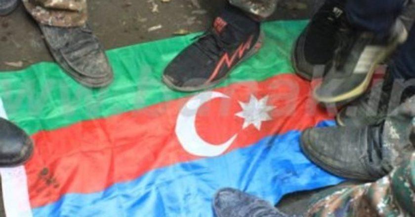 «Судьба» вражеских флагов