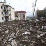 Азербайджанские фашисты подвергли ракетному обстрелу город Мартуни в Арцахе