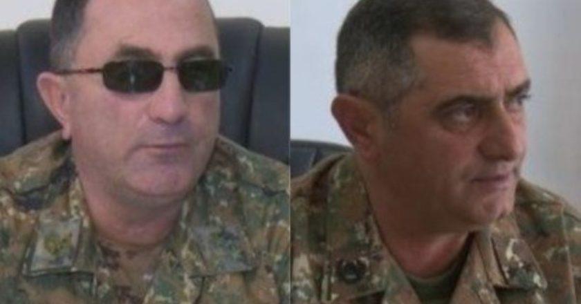 Карену Шакаряну и Унану Айрумяну присвоено звание «Герой Арцаха»