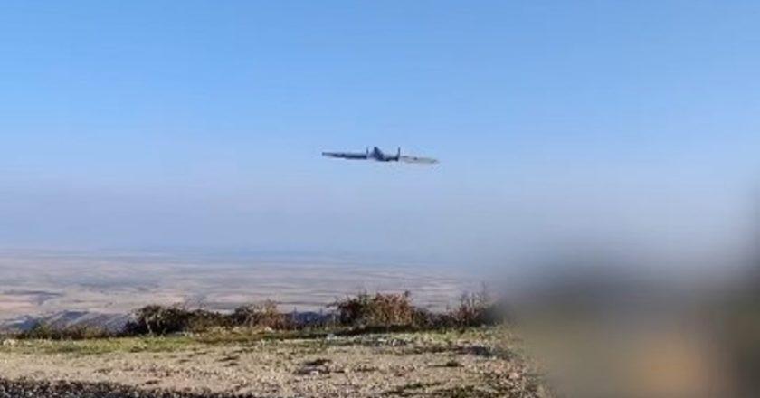 Управляемый ударный БПЛА армянского производства в деле