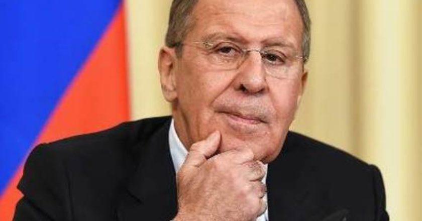 Лавров: Россия не допускает военного решения конфликта вокруг Нагорного Карабаха