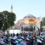 Лавров: Россия надеется, что Турция выполнит свои обязательства в отношении Айя-Софии