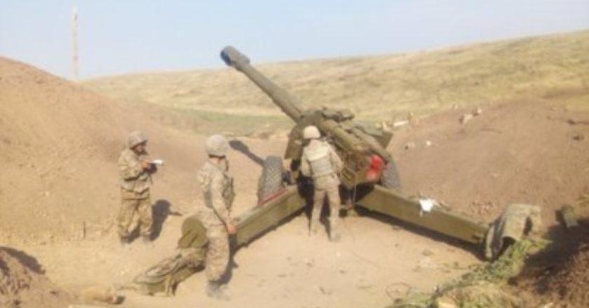 Минобороны: На юго-востоке Арцаха идут тяжелые бои