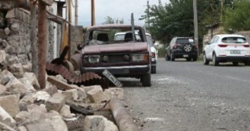 Противник обстреливает Мартунинский район Арцаха из комплексов «Град» и «Смерч»