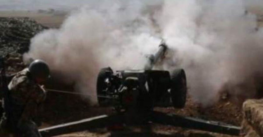 Минобороны Армении: Азербайджан резко увеличил плотность огня на границах Арцаха