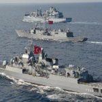 Турция планирует провести военные учения на море, несмотря на договоренность с генсеком НАТО