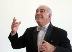 В возрасте 69 лет от COVID-19 скончался основатель Ереванского государственного камерного хора Арутюн Топикян